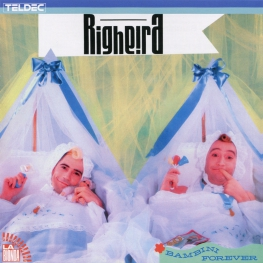 Audio CD: Righeira (1986) Bambini Forever