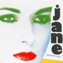 Audio CD: Jane (1986) Beautiful Lady
