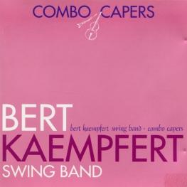 Audio CD: Bert Kaempfert Swing Band (1960) Combo Capers