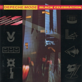 Audio CD: Depeche Mode (1986) Black Celebration