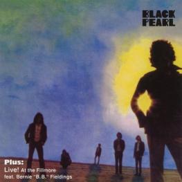 Audio CD: Black Pearl (9) (1969) Black Pearl / Live!