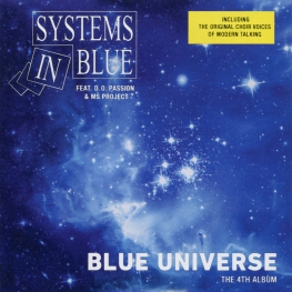 Audio CD: Systems In Blue (2021) Blue Universe
