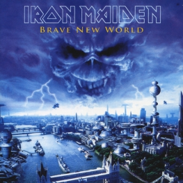 Audio CD: Iron Maiden (2000) Brave New World