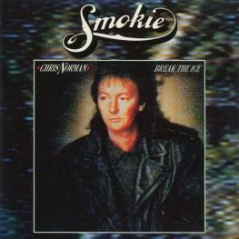 Audio CD: Chris Norman (1989) Break The Ice