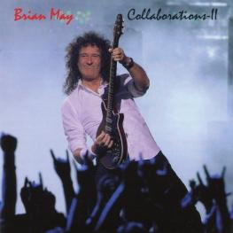 Audio CD: Brian May (2017) Collaborations II
