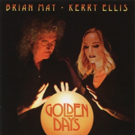 Audio CD: Brian May (2017) Golden Days