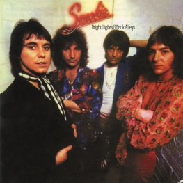Audio CD: Smokie (1977) Bright Lights And Back Alleys
