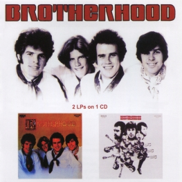 Audio CD: Brotherhood (1968) The Complete Recordings