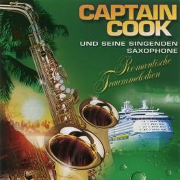 Audio CD: Captain Cook Und Seine Singenden Saxophone (2003) Romantische Traummelodien 2
