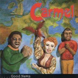 Audio CD: Carmel (2) (1992) Good News