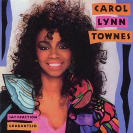 Audio CD: Carol Lynn Townes (1985) Satisfaction Guaranteed