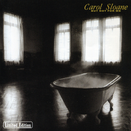 Audio CD: Carol Sloane (1986) But Not For Me