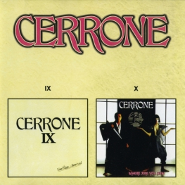 Audio CD: Cerrone (1982) Your Love Survived / Where Are You Now