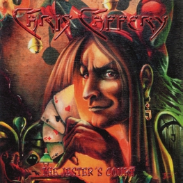Audio CD: Chris Caffery (2018) The Jester's Court