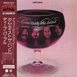 Audio CD: Deep Purple (1975) Come Taste The Band