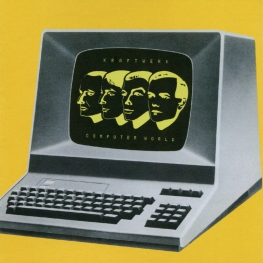 Audio CD: Kraftwerk (1981) Computer World