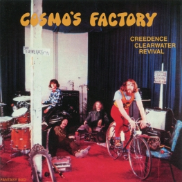 Audio CD: Creedence Clearwater Revival (1970) Cosmo's Factory