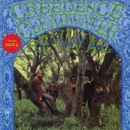 Audio CD: Creedence Clearwater Revival (1968) Creedence Clearwater Revival