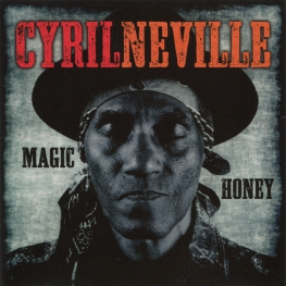 Audio CD: Cyril Neville (2013) Magic Honey