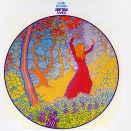Audio CD: Daddy Longlegs (1972) Shifting Sands