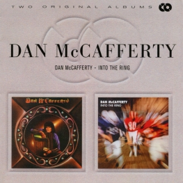 Audio CD: Dan McCafferty (1975) Dan McCafferty / Into The Ring