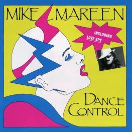 Audio CD: Mike Mareen (1986) Dance Control