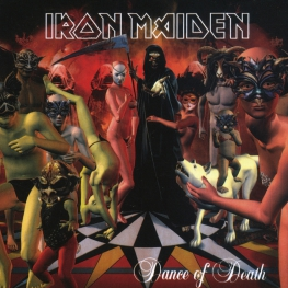 Audio CD: Iron Maiden (2003) Dance Of Death