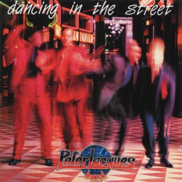 Audio CD: Peter Jacques Band (1985) Dancing In The Street
