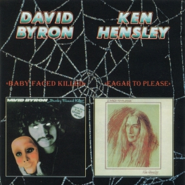 Audio CD: David Byron (1978) Baby Faced Killer / Eager To Please