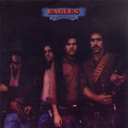Audio CD: Eagles (1973) Desperado