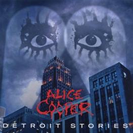 Audio CD: Alice Cooper (2021) Detroit Stories