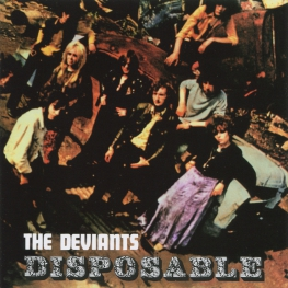 Audio CD: Deviants (1968) Disposable