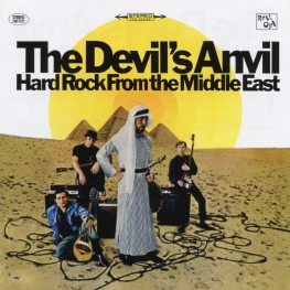 Audio CD: Devil's Anvil (1967) Hard Rock From The Middle East