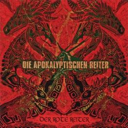Audio CD: Die Apokalyptischen Reiter (2017) Der Rote Reiter