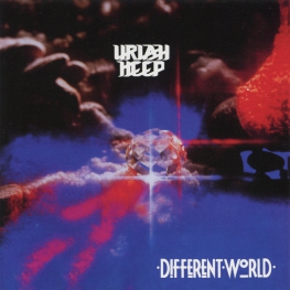 Audio CD: Uriah Heep (1991) Different World