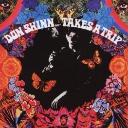 Audio CD: Don Shinn (1969) ...Takes A Trip