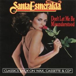 Audio CD: Santa Esmeralda (1977) Don't Let Me Be Misunderstood