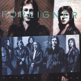 Audio CD: Foreigner (1978) Double Vision