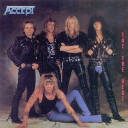 Audio CD: Accept (1989) Eat The Heat