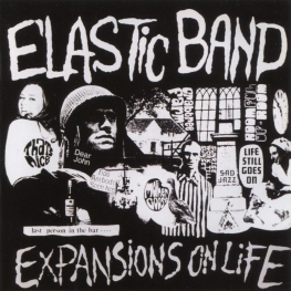 Audio CD: Elastic Band (3) (1969) Expansions On Life