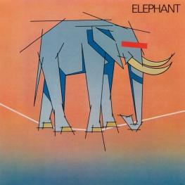 Audio CD: Elephant (3) (1983) Elephant
