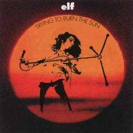 Audio CD: Elf (1975) Trying To Burn The Sun