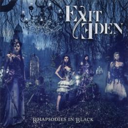 Audio CD: Exit Eden (2017) Rhapsodies In Black