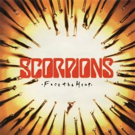 Audio CD: Scorpions (1993) Face The Heat