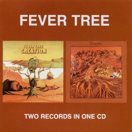 Audio CD: Fever Tree (1970) For Sale / Creation
