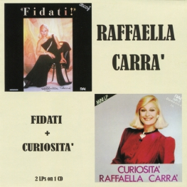 Audio CD: Raffaella Carra (1985) Fidati + Curiosita'