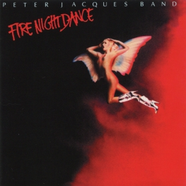 Audio CD: Peter Jacques Band (1978) Fire Night Dance