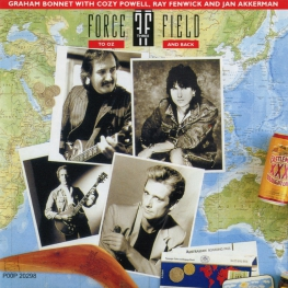 Audio CD: Forcefield (8) (1989) To Oz And Back