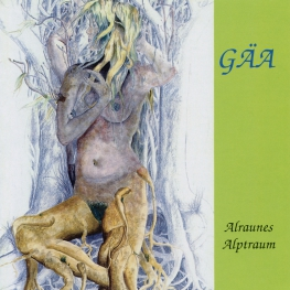 Audio CD: Gäa (1998) Alraunes Alptraum