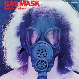 Audio CD: Gas Mask (1970) Their First Album